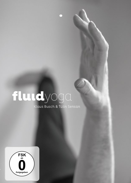 Fluid Yoga DVD Cover